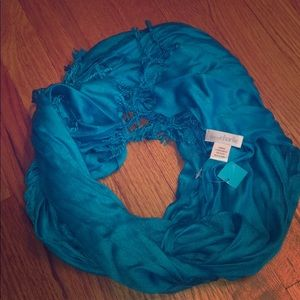 ✨NWT turquoise scarf